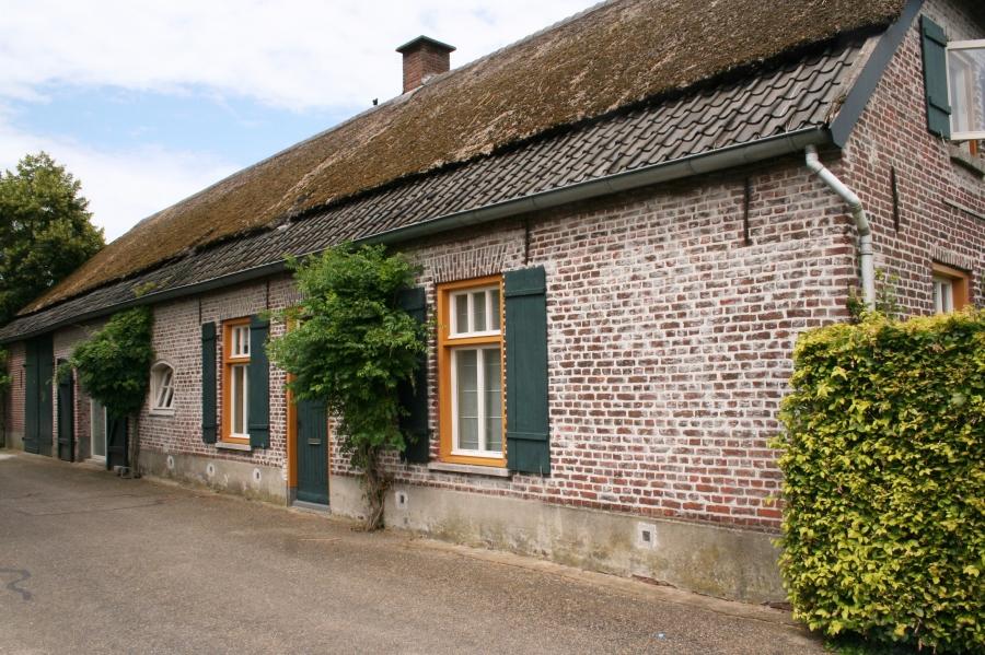 Populair Historisch Documentatiecentrum Geldrop-Mierlo, Langgevelboerderij AY73